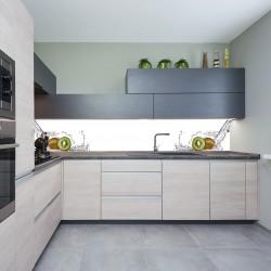 Panel szklany do kuchni orzeźwiające kiwi