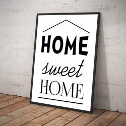 Plakat HOME SWEET HOME