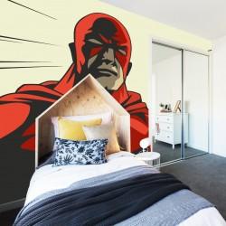 Fototapeta do pokoju dziecka super bohater