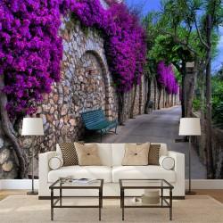 Fototapeta do salonu Capri Włochy