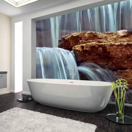 Panel szklany wodospad 2